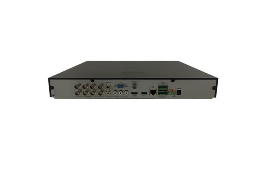 8 channel NVR UNV hybrid +4 ip