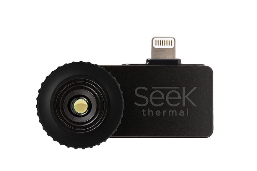 seek thermal compact for IOS