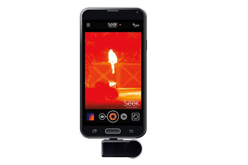 thermal camera for phones