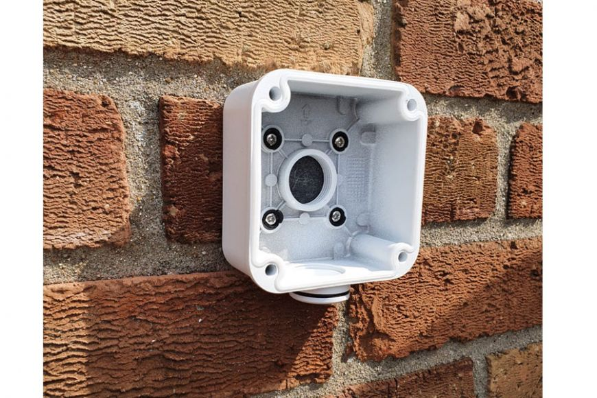 Camera junction box | Gardenature