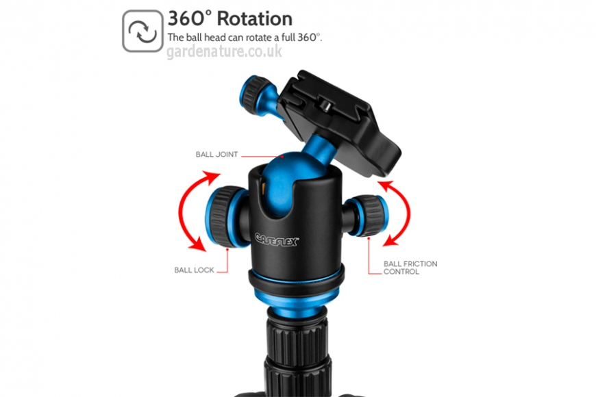 Tripod for scopes | gardenature.co.uk