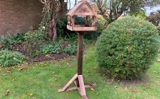 Frinton Bird Table by Gardenature