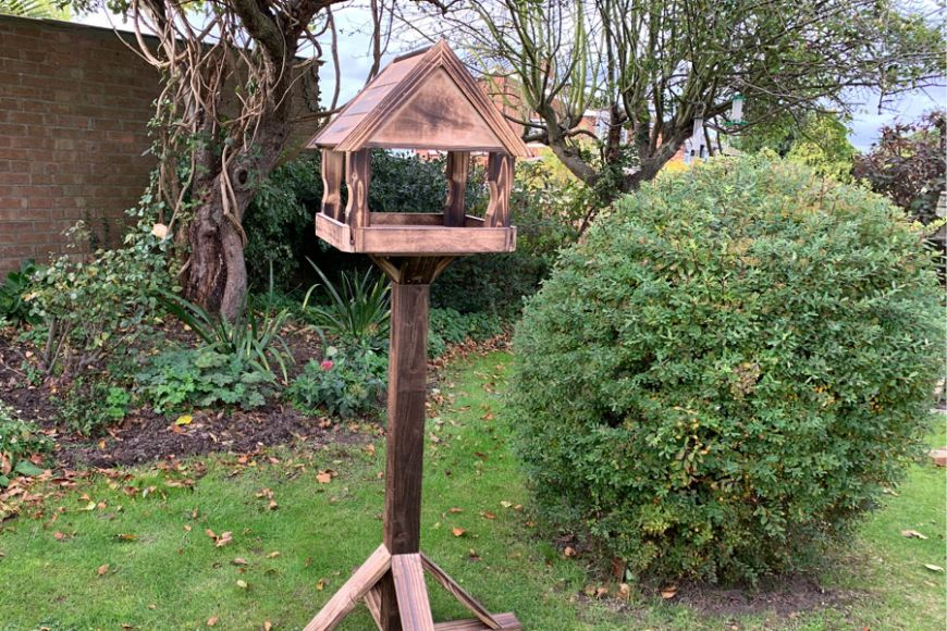 Classic bird table | Gardenature