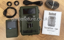 Bushnell 119740 whats in the box.