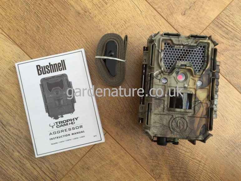 Bushnell Trophy Cam Camo 24MP