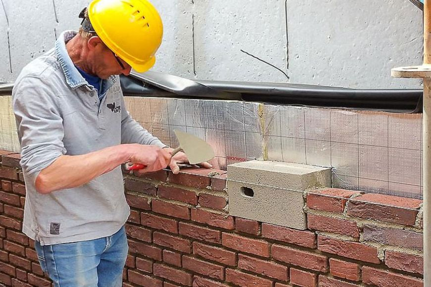 concrete swift boxes for building work