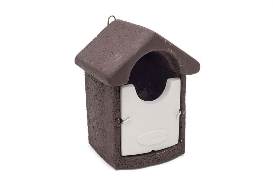 woodstone open fronted nest boxes