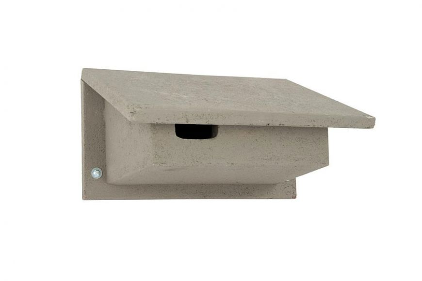 Woodstone Swift nesting box with front entrance
