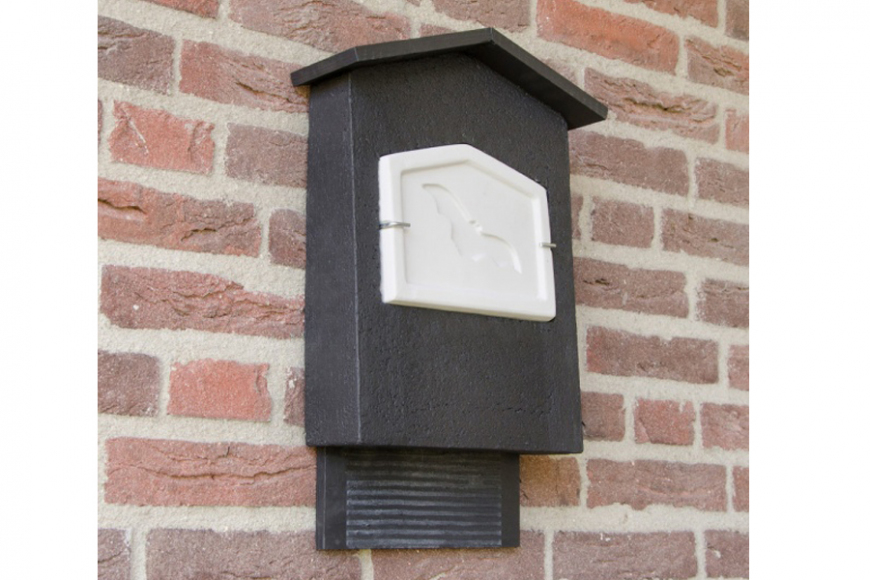 low profile bat box | gardenature.co.uk
