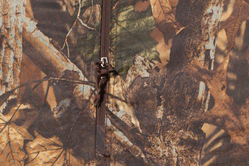 camo bird watching hide | gardenature