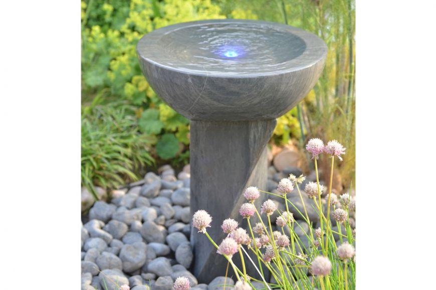 ornate stone bird baths  | gardenature
