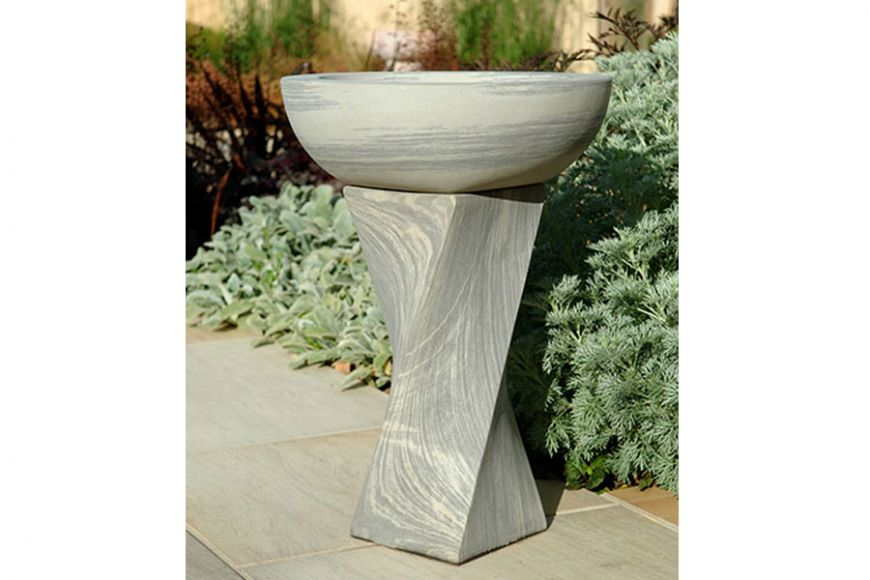 stone bird baths | gardenature