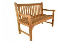 grade A garden bench 2 seater