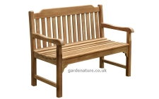 garden bench for 2 people