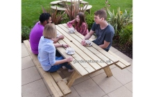 picnic benches for pubs