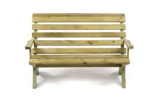 wooden garden seats | Gardenature