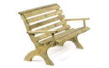 small garden bench | Gardenature