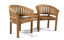 Windsor Teak Companion Seat