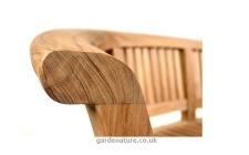 high quality garden bench