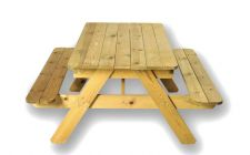 childrens picnic table sandpit