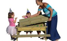 nursery sandpit tables