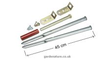 bench ground anchor kit