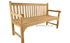 warwick bench | gardenature.co.uk
