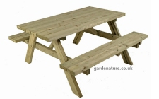 sturdy picnic tables
