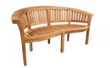 Windsor Teak Luxury Seat