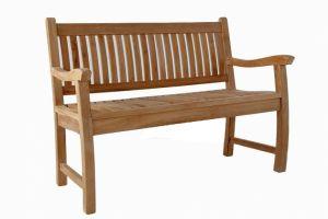 Charnwood Teak Bench 4ft