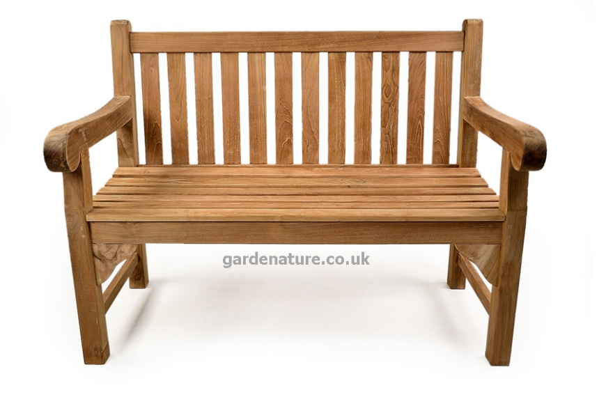 2 seat queensbury bench