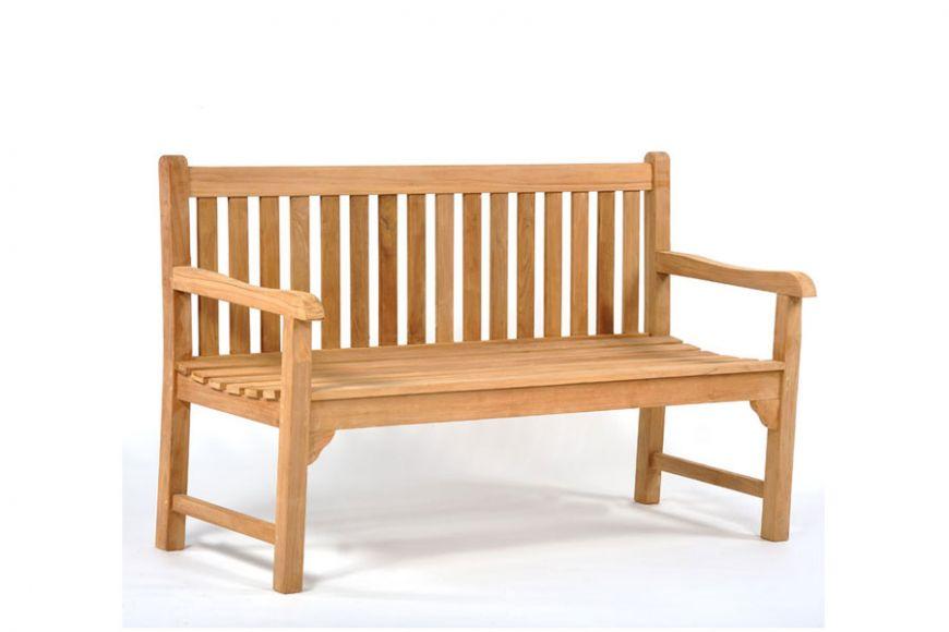 benson 3 seater garden bench