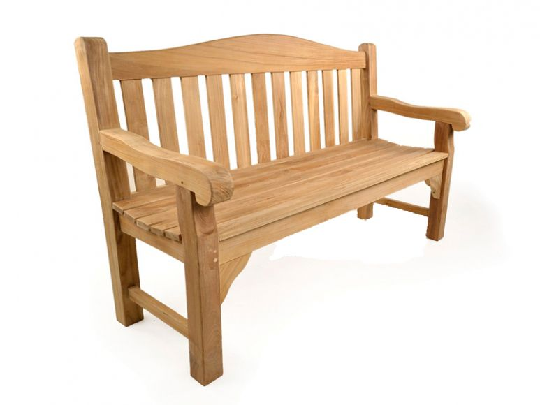 Oxford Teak Bench 5ft