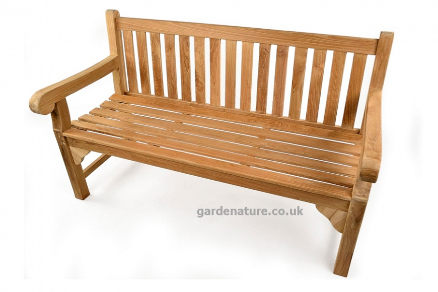 outdoor 3 seater bench