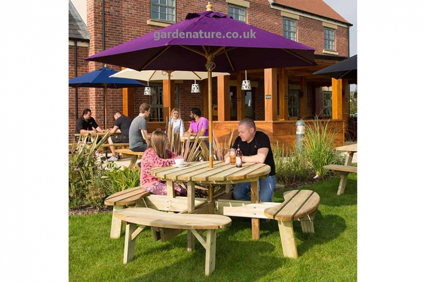 commercial outdoor picnic tables