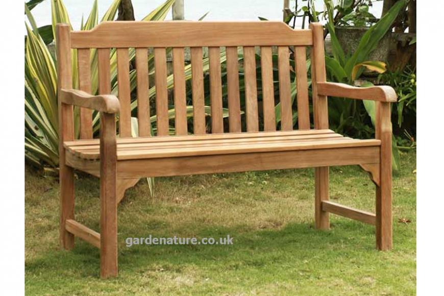 2 man garden bench