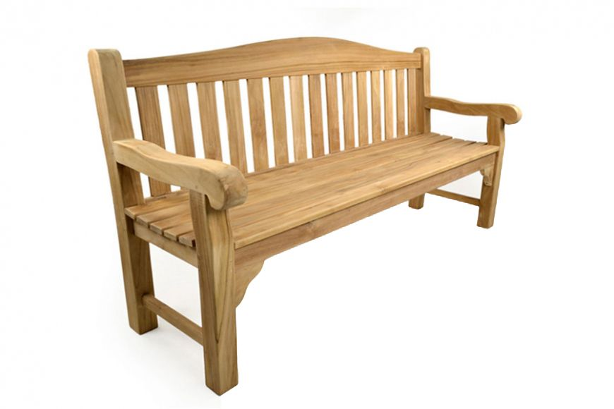 Oxford Teak Bench 6ft