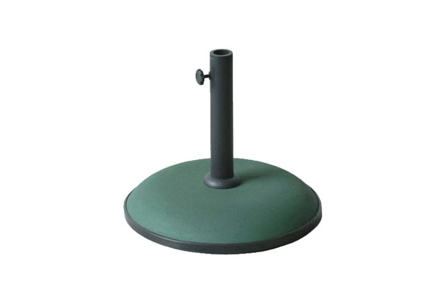 Green parasol base 15kg