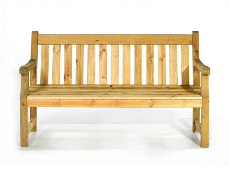 heavy duty garden benches