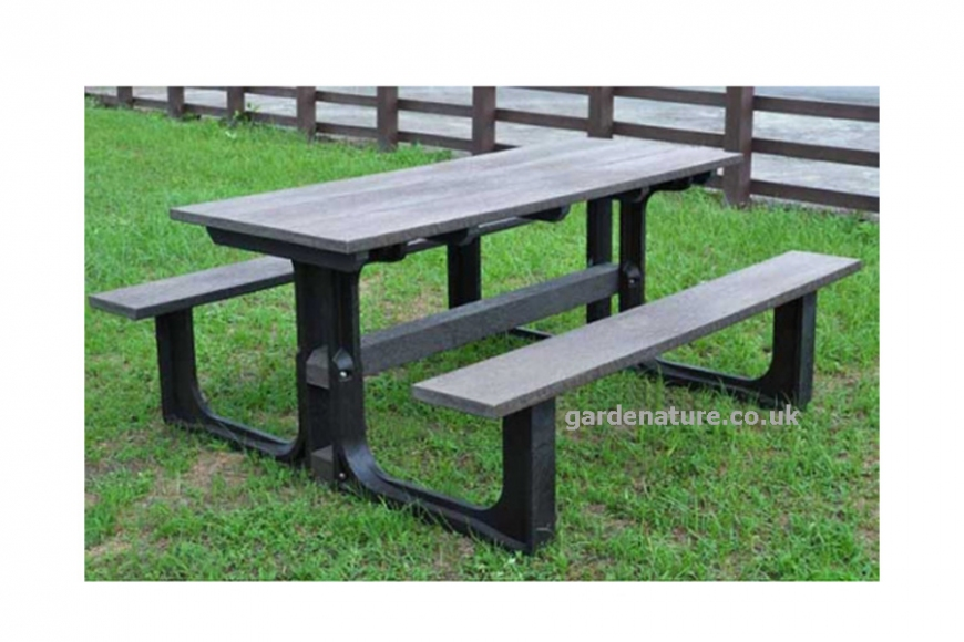 6 seater picnic bench