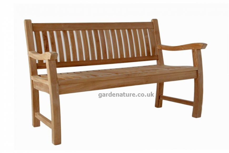Charnwood 3 seater bench
