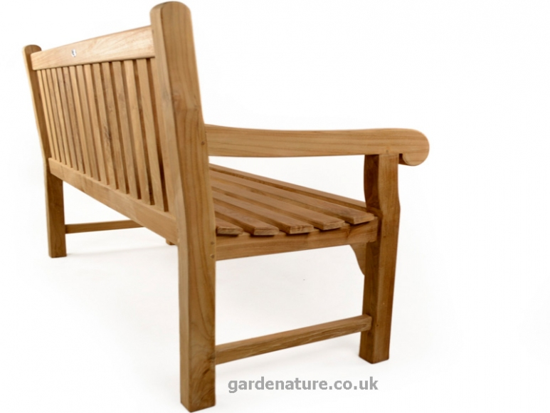 4 seater bench | gardenature.co.uk