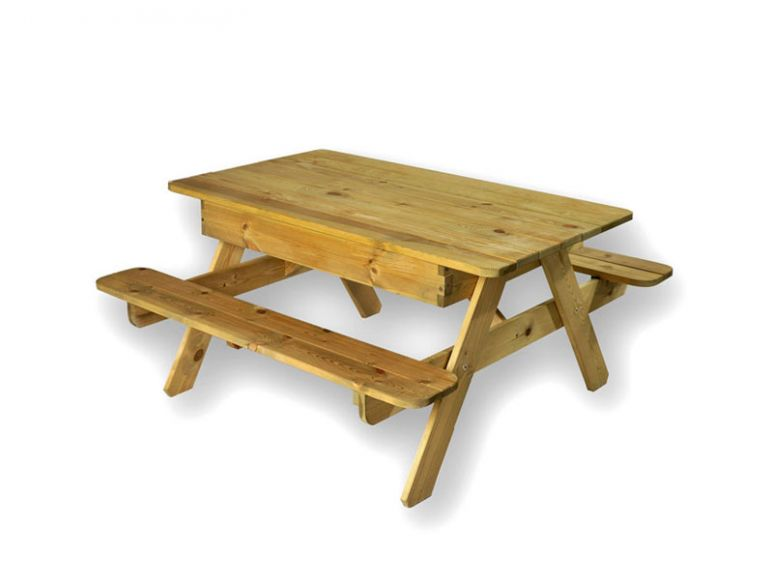 Childrens sandpit table