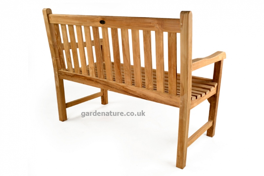 Warwick 2 seat bench