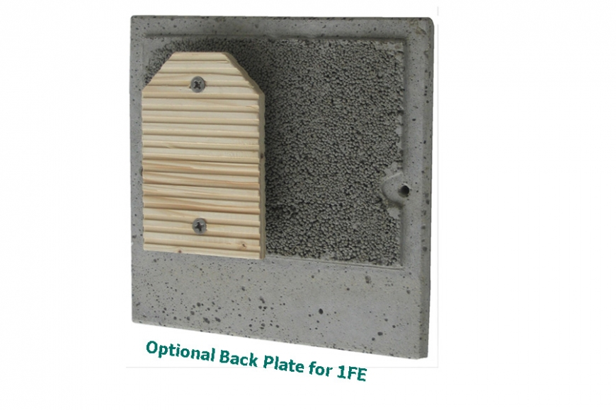 1FE back plate | gardenature.co.uk