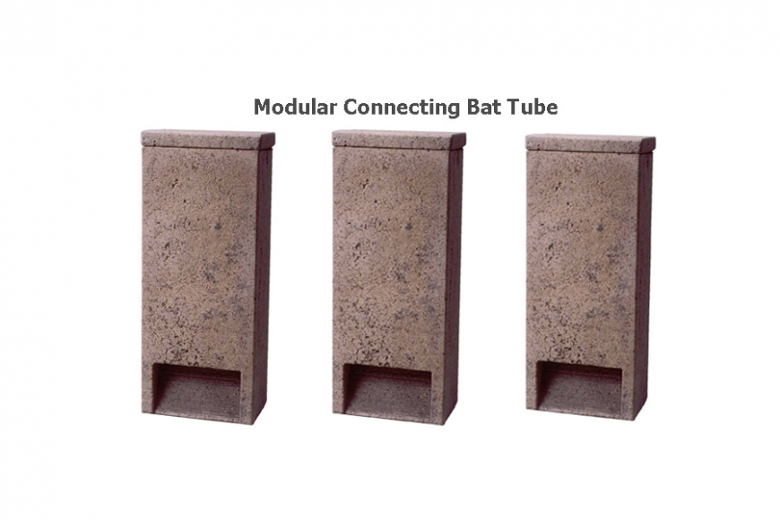 2FR Bat Tubes | gardenature.co.uk