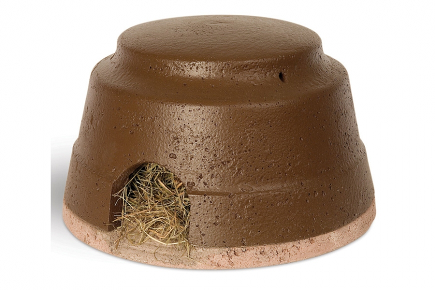 hedgehog dome|gardenature.co.uk