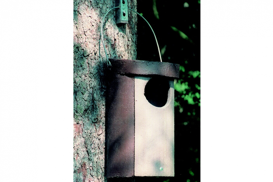 Schwegler box No4 | gardenature.co.uk