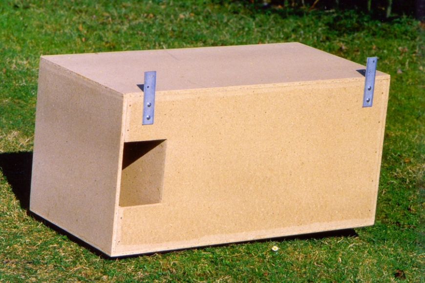 Owl box no23 | gardenature.co.uk