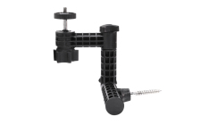 spypoint camera mounting arm - black